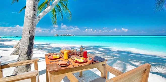Gourmet Resorts Maldives