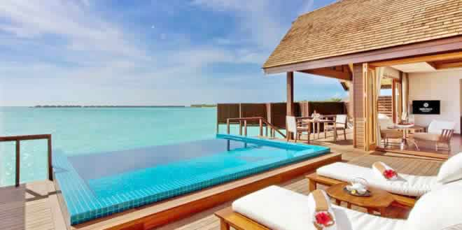 10 Honeymoon Over Water Suites in Maldives - Best Maldives Honeymoon Water Villa Resorts