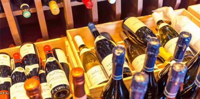 The Maldives Largest Wine Collections