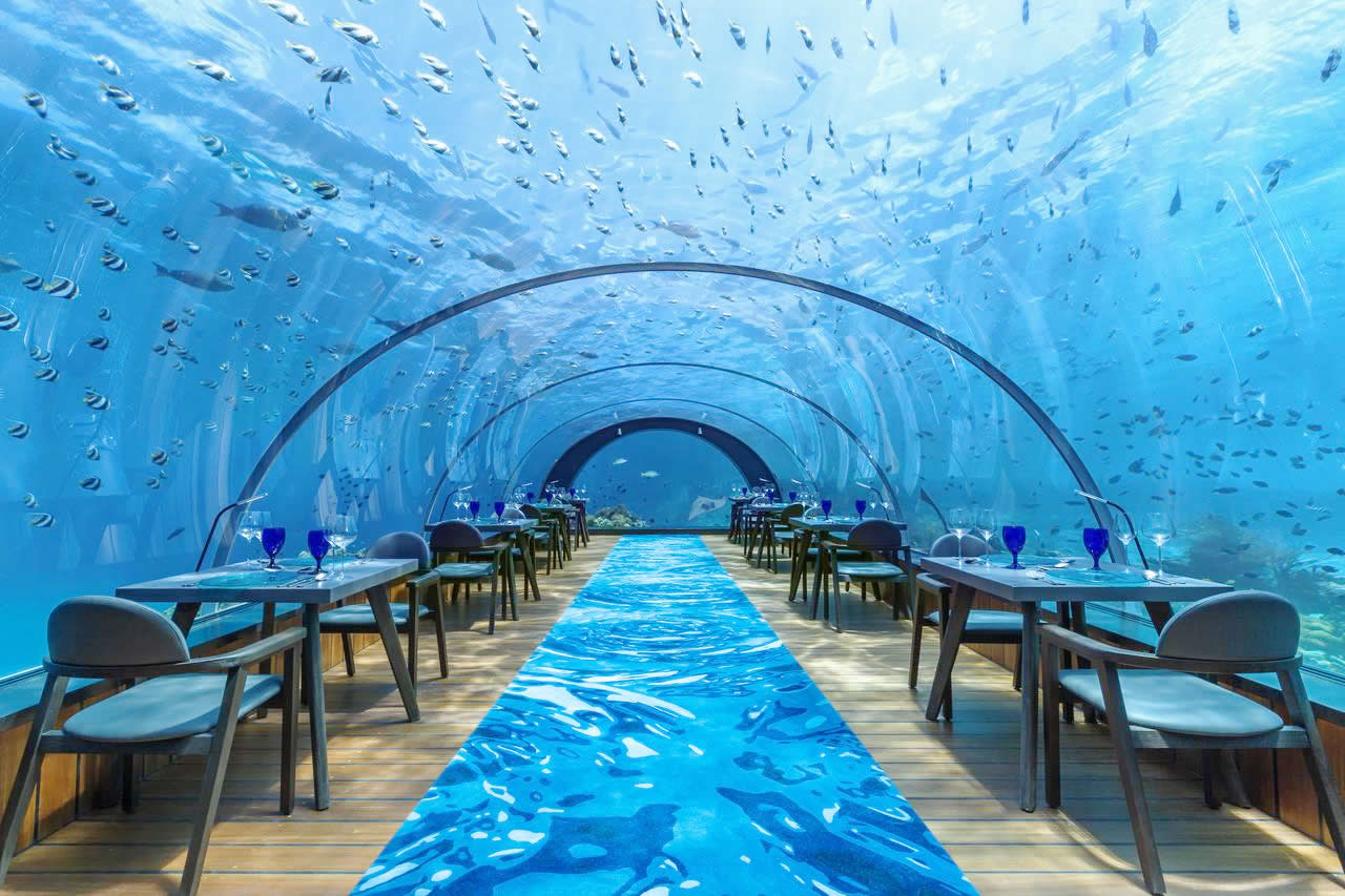 six senses laamu overwater bungalow with pool
