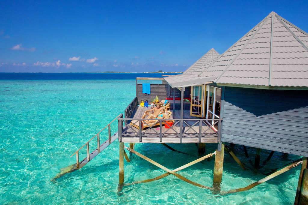Komandoo Island Resort & Spa, honeymoon maldives