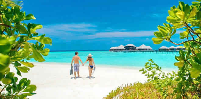 The ultimate 'flop and drop' and honeymoon destination, the Maldives is the playground for the most amazing and finest utilization of each second