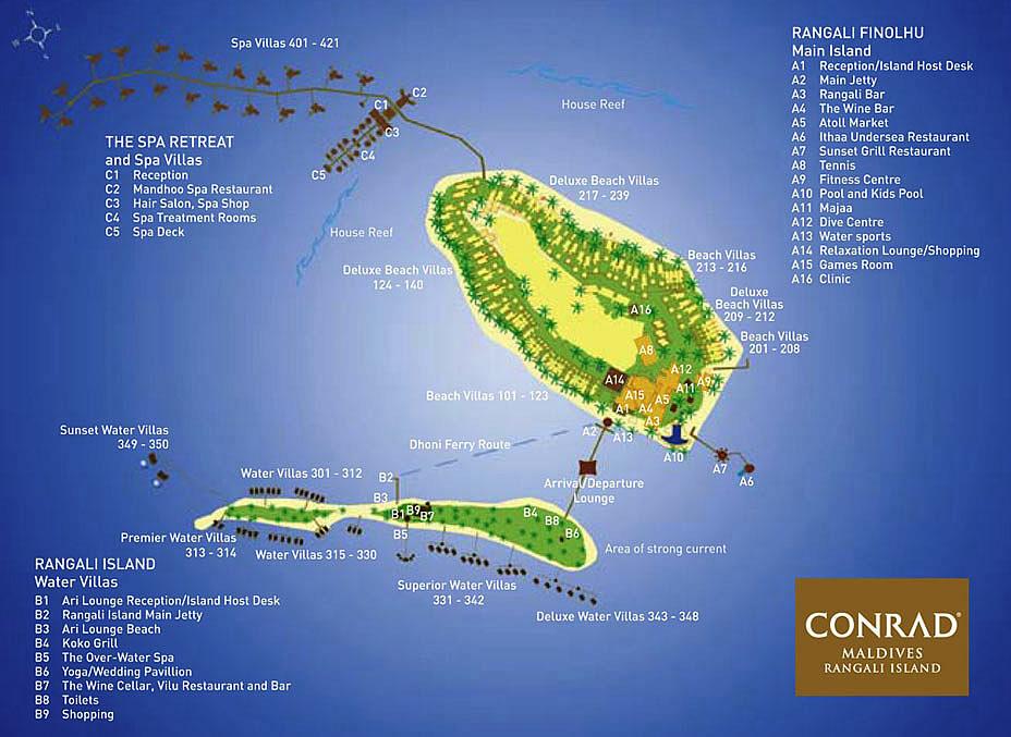 Conrad Maldives Rangali Island Maldives Magazine