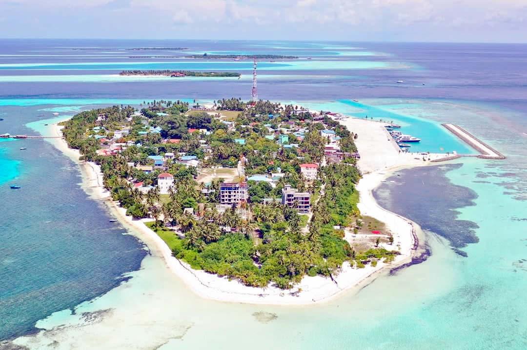 Бюджетно на Мальдивы - Дангети (Dhangethi)