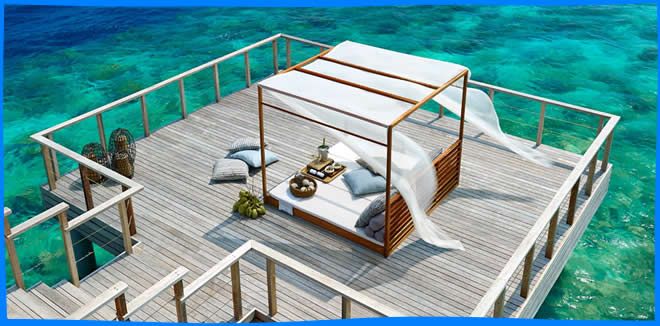 Dusit Thani Maldives owv