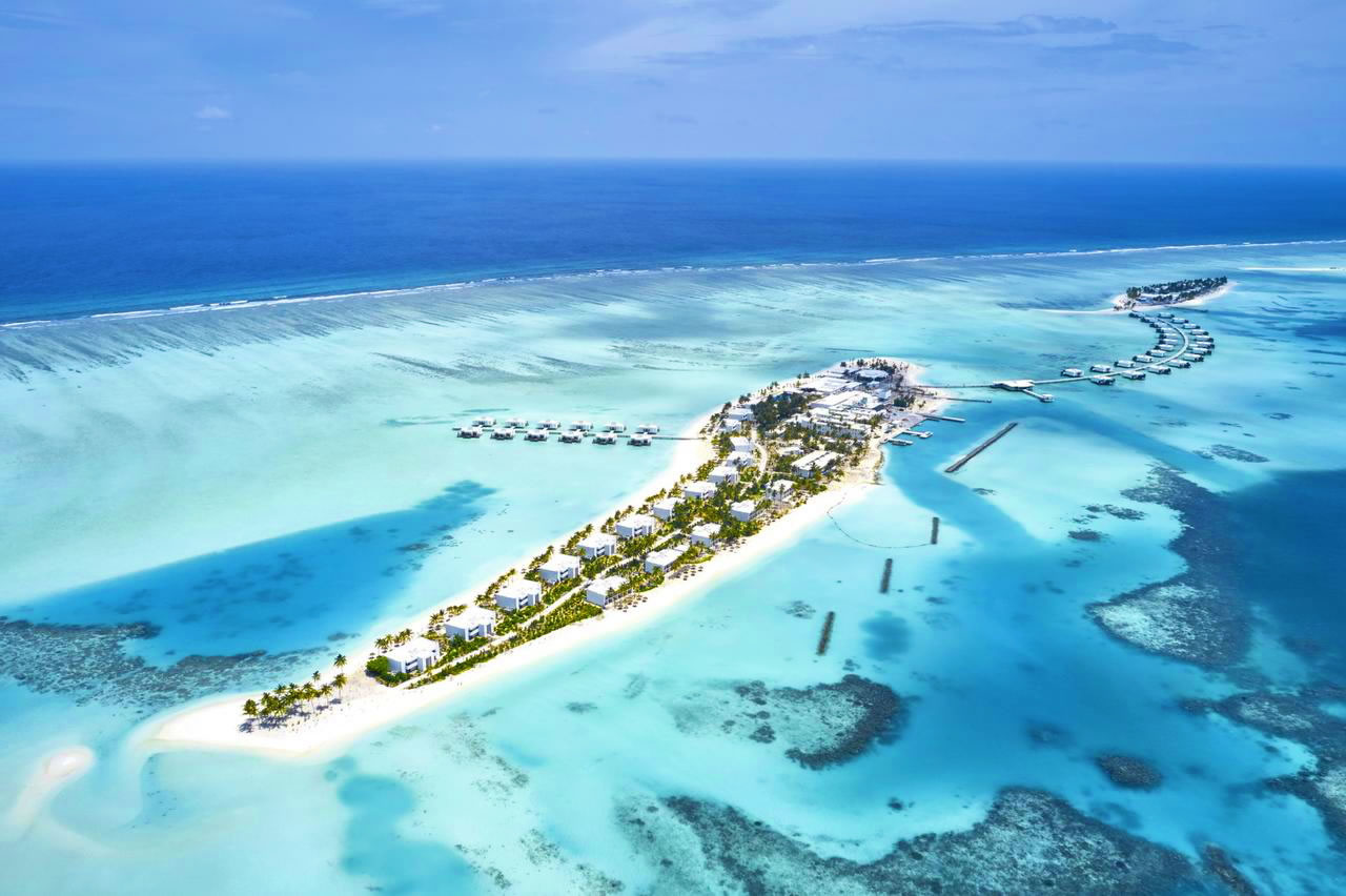 Centara Ras Fushi Resort & Spa Maldives is best choice