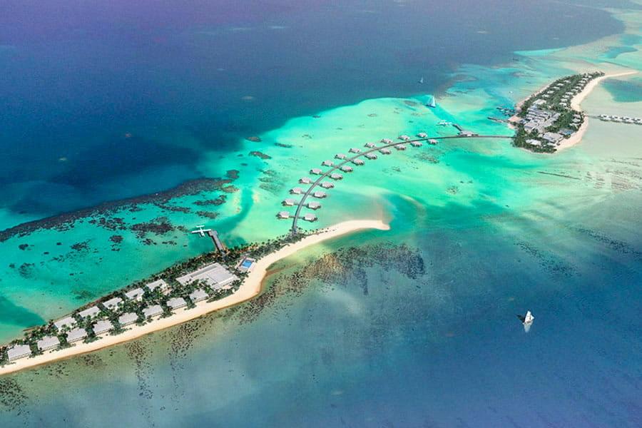 Hotel RIU Palace Maldivas and Hotel RIU Atoll: Opened in 2019