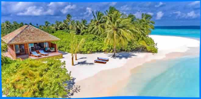 The Most Stunnig Beaches in the Maldives
