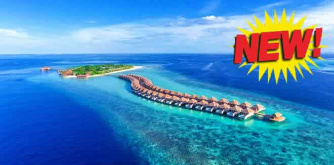 Maldives New Resorts 2018-2019
