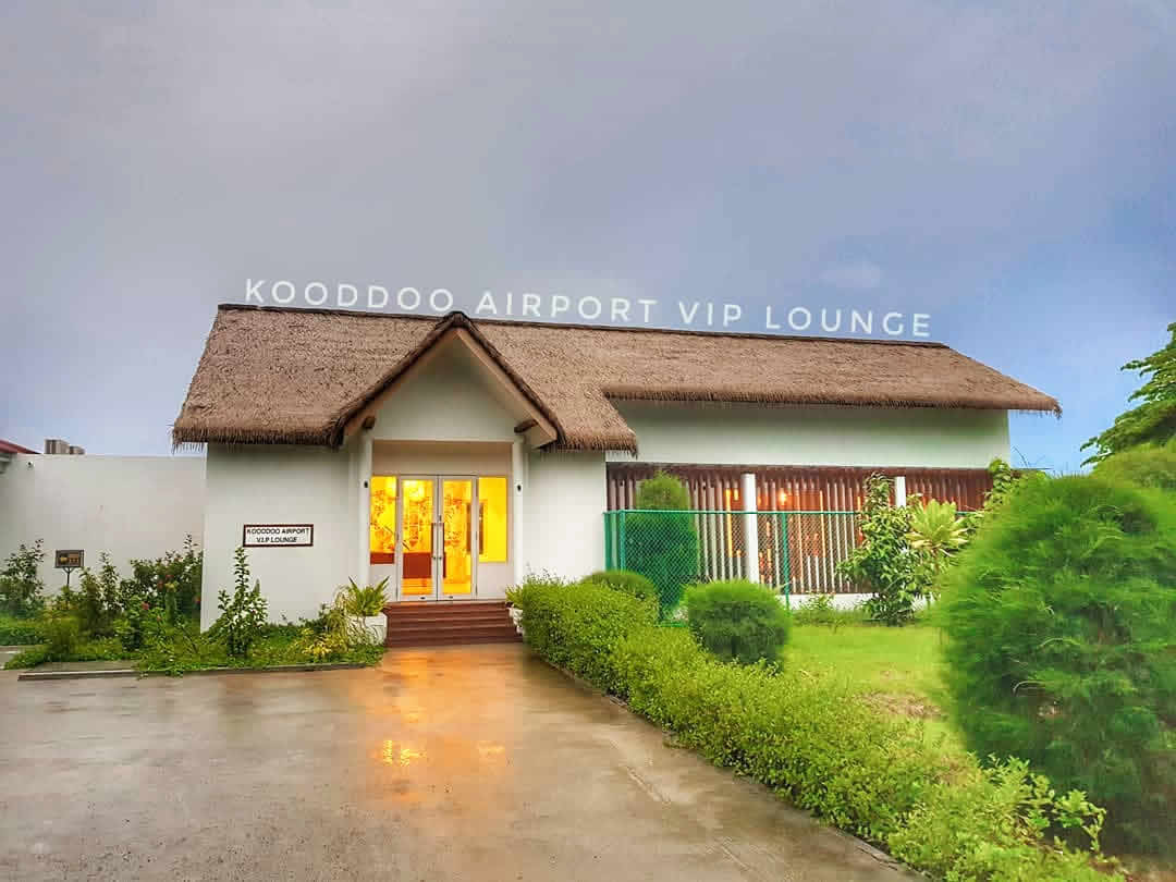 Kooddoo Airport (GKK)