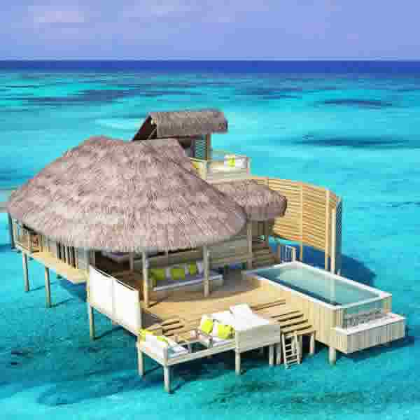 Best Luxury Resorts in Maldives