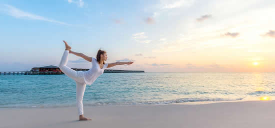 World Class Wellness practitioners at One & Only Reethi Rah