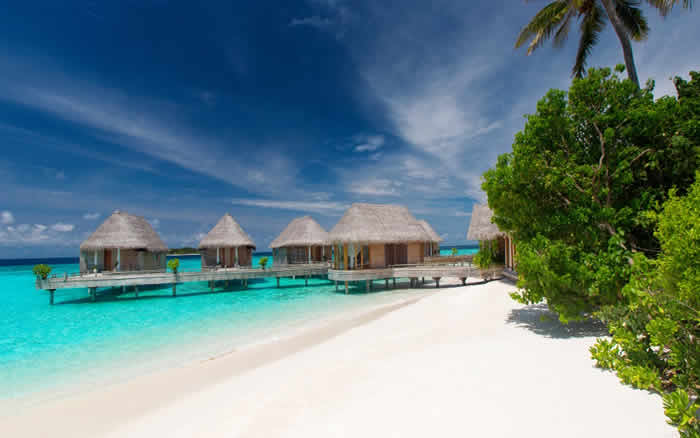 Milaidhoo Maldives, overwater spa