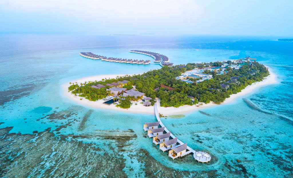 Mӧvenpick Resort Kuredhivaru Maldives: Opened Nov 2018