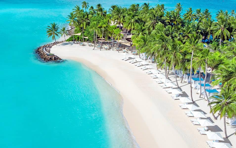 Beach Club at ClubOne, OORR maldives