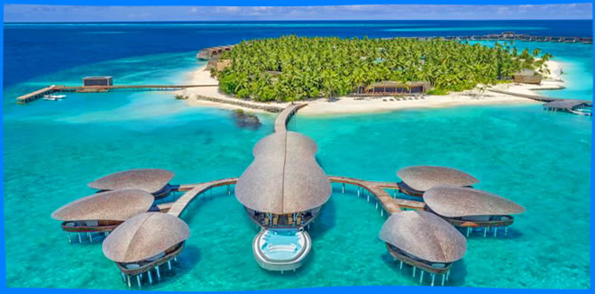 St. Regis Vommuli Resort Maldives