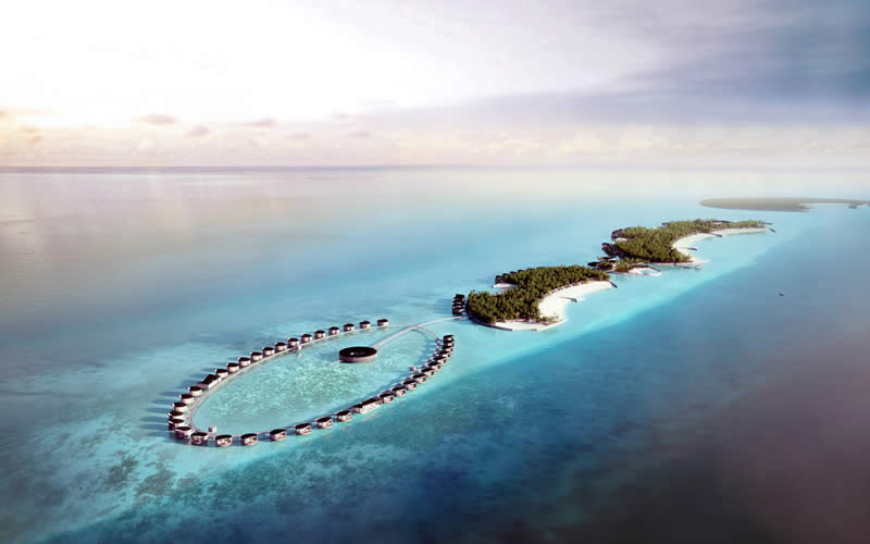 Pontiac Land Announces Launch of Fari Islands with 3 World-Class Hotels
