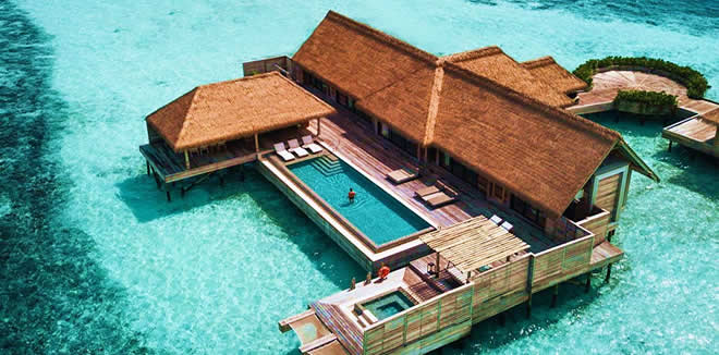 Choosing Perfect Room Type that is Right for You at Waldorf Astoria Maldives