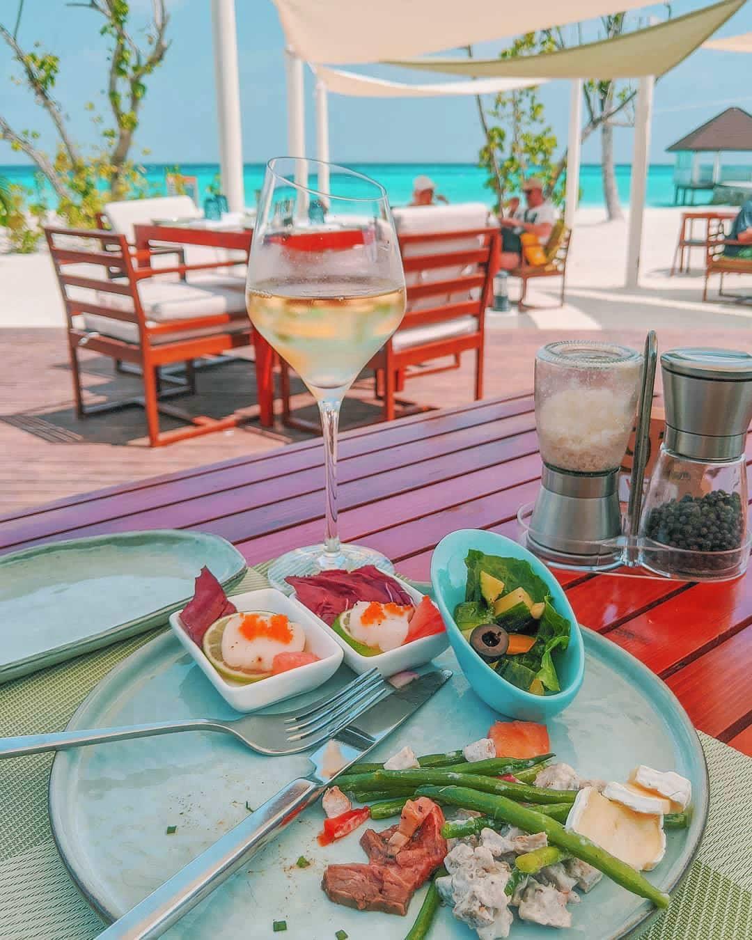 beach bar at varu by atmosphere