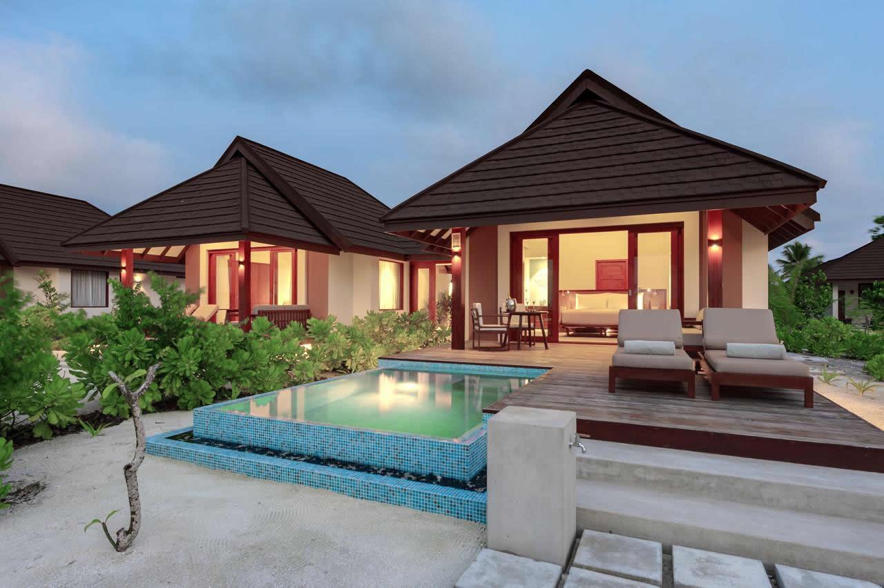 VARU by Atmosphere - A Premium All-Inclusive Resort beach pool suite
