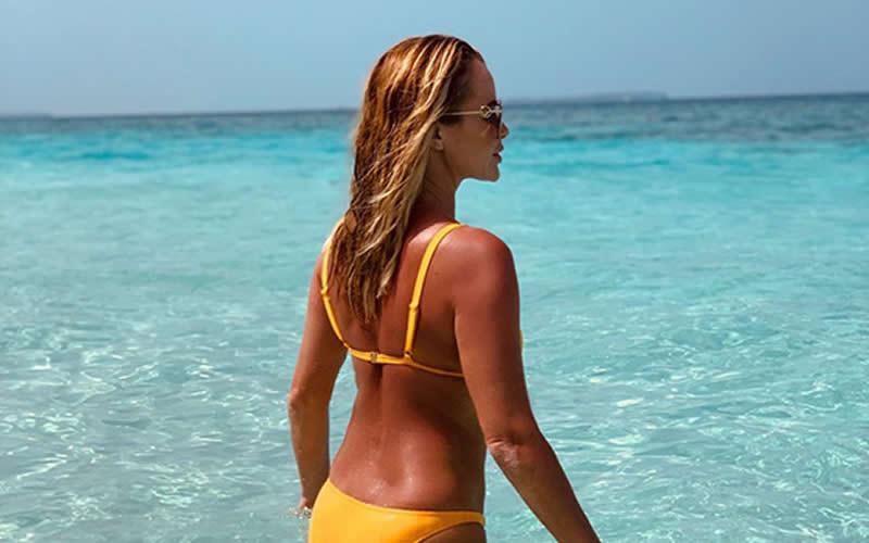 Мальдивы в Списке Главных Туристических Направлений которые Знаменитости забронируют после снятия Карантина