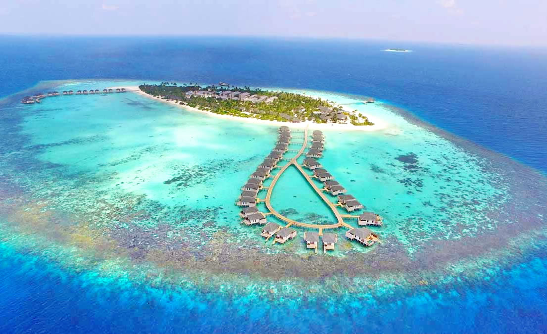 в Amari Havodda Maldives