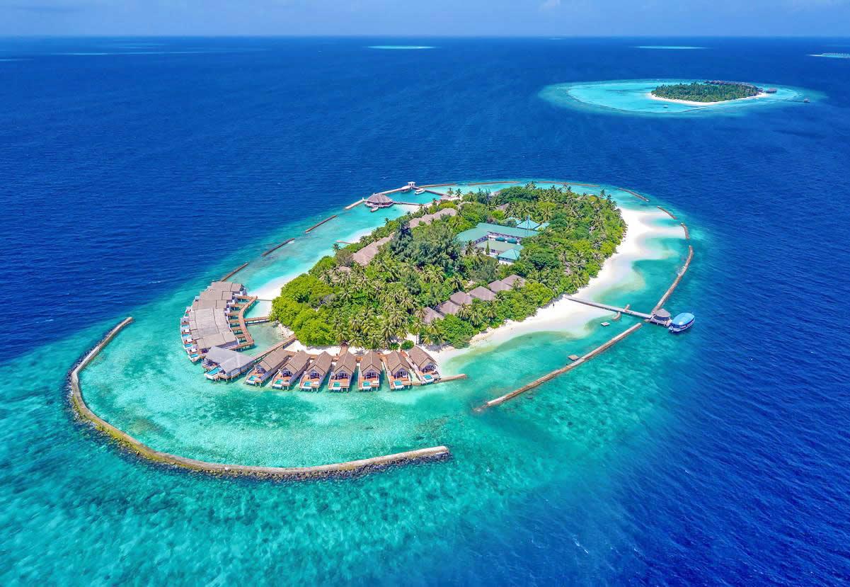 Насладитесь великолепным сервисом в Amaya Resorts & Spa Kuda Rah