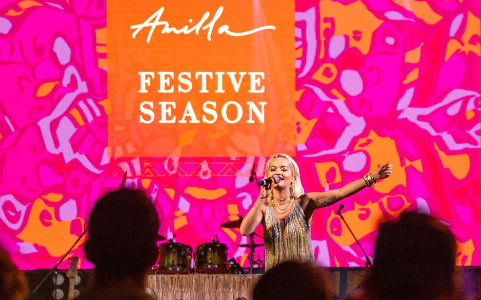 Amilla Fushi to Host Party of the Century for New Years Eve 2020
