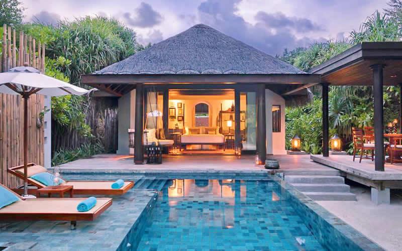 Ознакомьтесь с пакетом Anantara Maldives «Best of Kihavah»