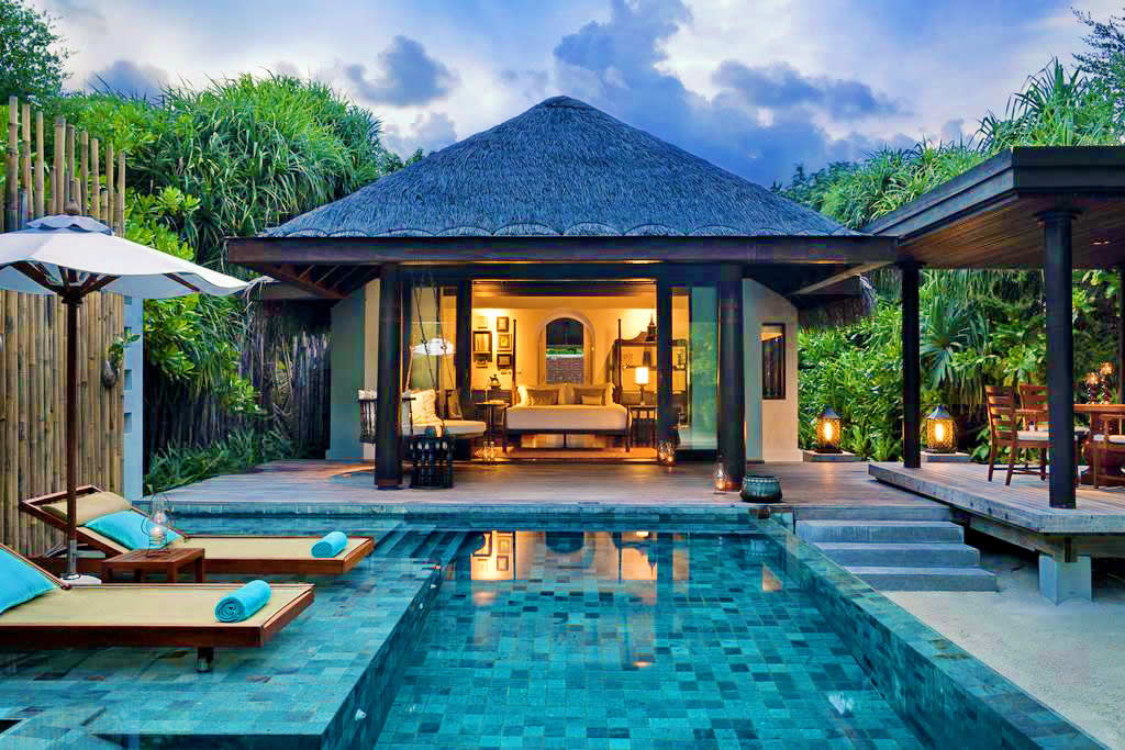 Anantara Kihavah Maldives Villas - Beach Pool Villa