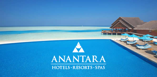 Anantara Resorts in The Maldives
