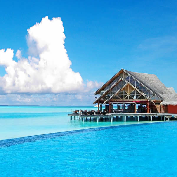 Ari Atoll best romantic resorts