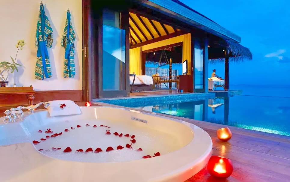 dusit thani maldives spa