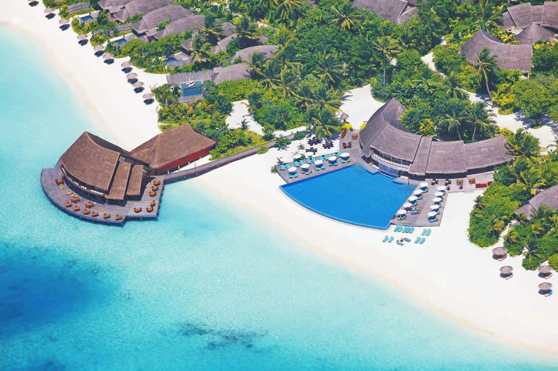 Anantara Dhigu Maldives Resort for family luxury vacation