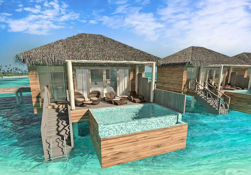 aqua suite for honeymoon