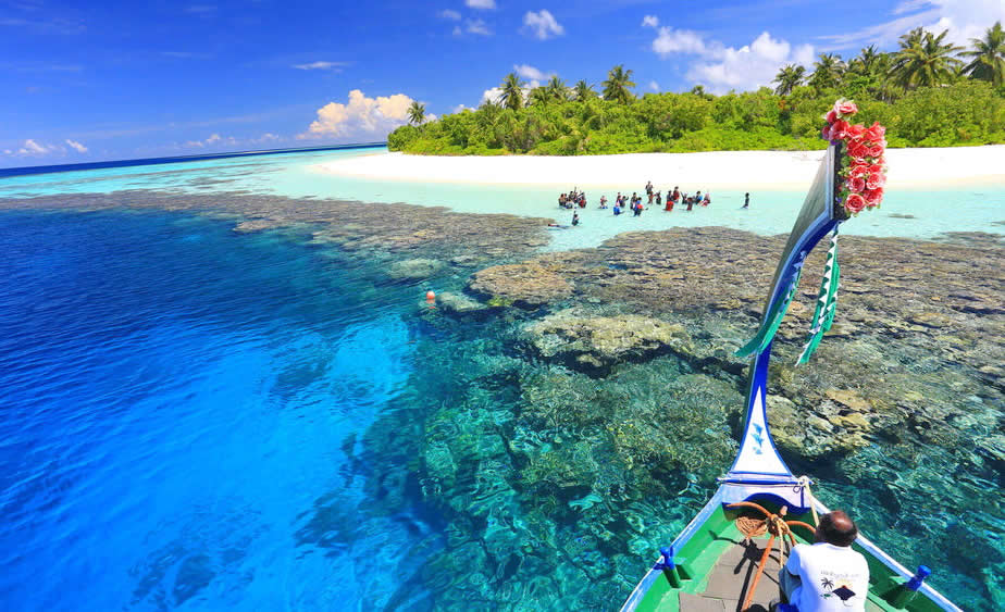 Ayada Maldives, snorkeling trip