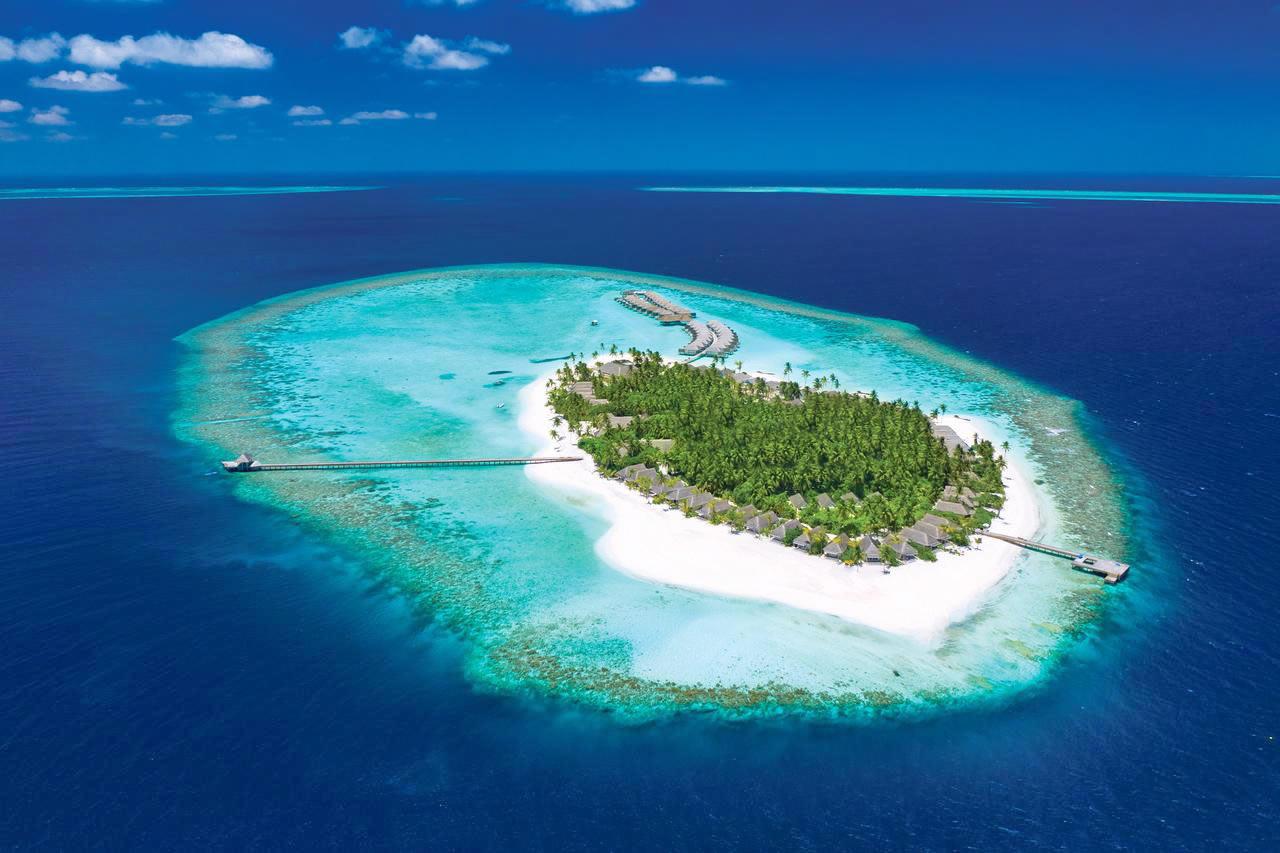 Baglioni Resort Maldives, Дхаалу Атолл: Открылся август 2019