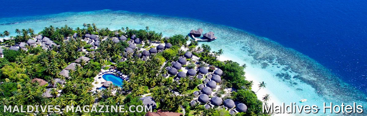 Bandos resort is a private island located 8 Km away from Male. Bandos Maldives features spacious rooms with balconies overlooking the garden or beach
