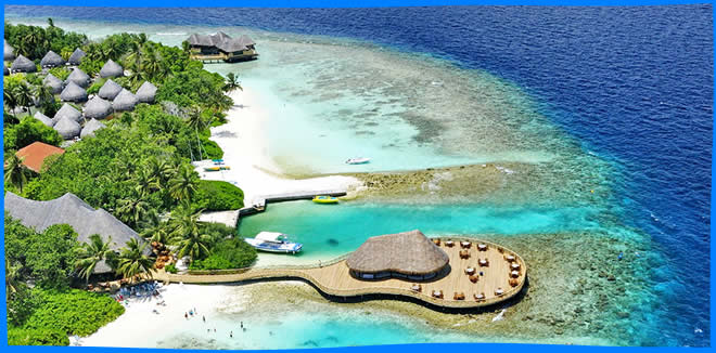 Bandos Maldives for faamily holiday