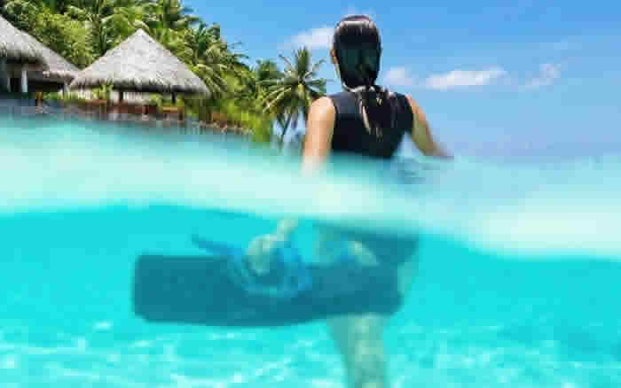 Baros Maldives снорклинг