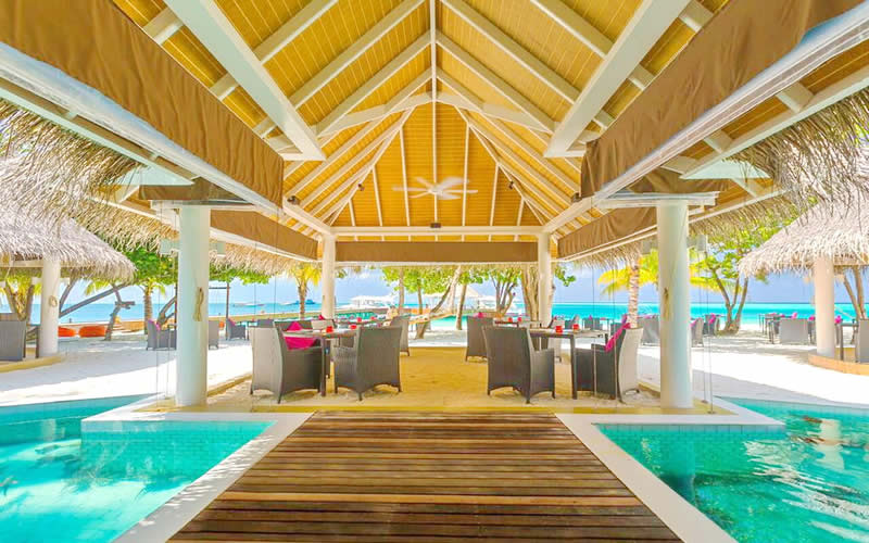 Sun Siyam Resorts Offers 'Sun Aqua Cross Experience'