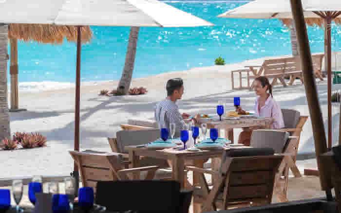 пляжный ресторан