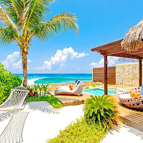 Best family pool villa