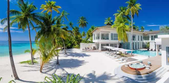 10 Best Beach Residences in Maldives -10 Most Stunning Beach Villas In The Maldives