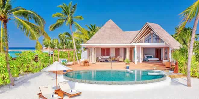 10 Best Beach Houses In The Maldives,10 Most Fabulous Beach Villas In The Maldives, luxury beach hous