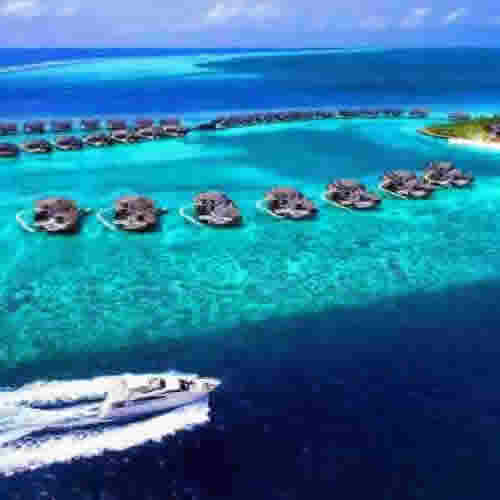 Most Popular All Inclusive Resorts Accessible by Speedboat from Male Airport
