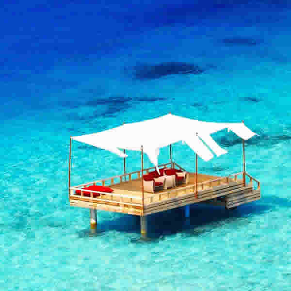 best hotels for honeymoon in maldives