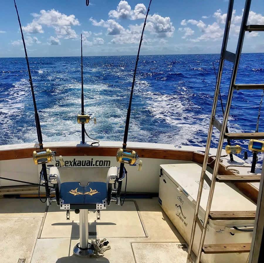 Big Game Fishing in maldives