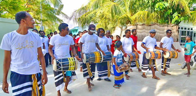 Maldives Peoples and Culture