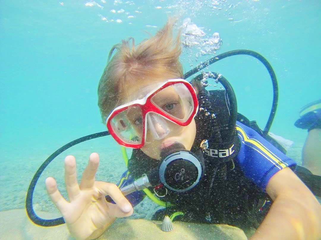 Scuba Adventures - Learn to Dive